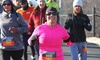 Hot Cider 5K and 15K: One Entry to the 2015 Hot Cider 5K or 15K Race with Fleece Hoodie (Up to 31% Off)