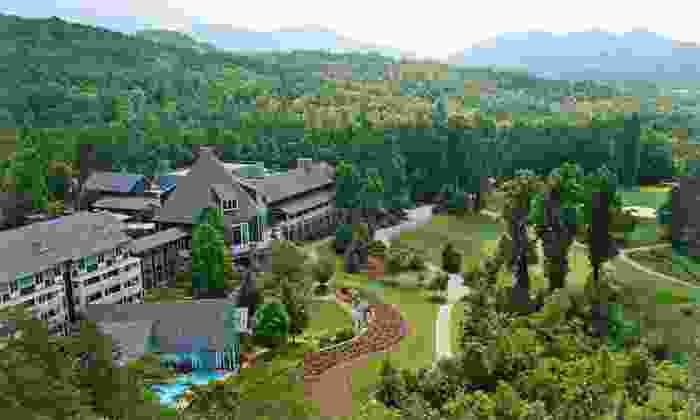 Brasstown Valley Resort & Spa - Young Harris, GA: 1- or 2-Night Stay with Options for Breakfast and Activity at Brasstown Valley Resort & Spa in Young Harris, GA