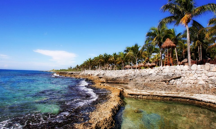All inclusive 5 star royal hideaway playacar vacation with for Round the world trips all inclusive
