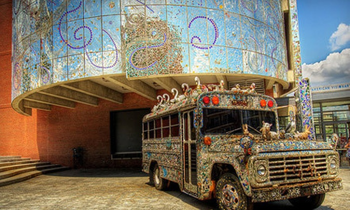 American Visionary Art Museum - Federal Hill: Visit to American Visionary Art Museum for One or Two (Up to 59% Off)