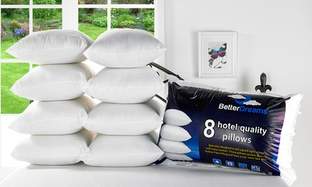 Better Dreams EightPack of Pillows