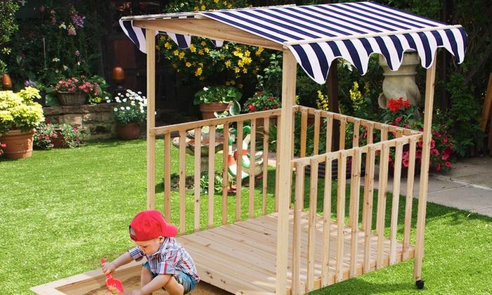 bac sable bois groupon shopping. Black Bedroom Furniture Sets. Home Design Ideas