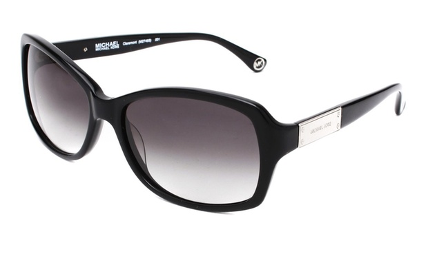 6da7585a828 £49.99 for a pair of Michael Kors Sunglasses - M2745S CL 001Blk Claremont  Black (47% off)