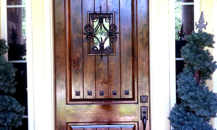 Customer Reviews & Door Refinishing - Royal Door Refinishing Co. | Groupon