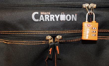 TSA Combination Locks for Traveling