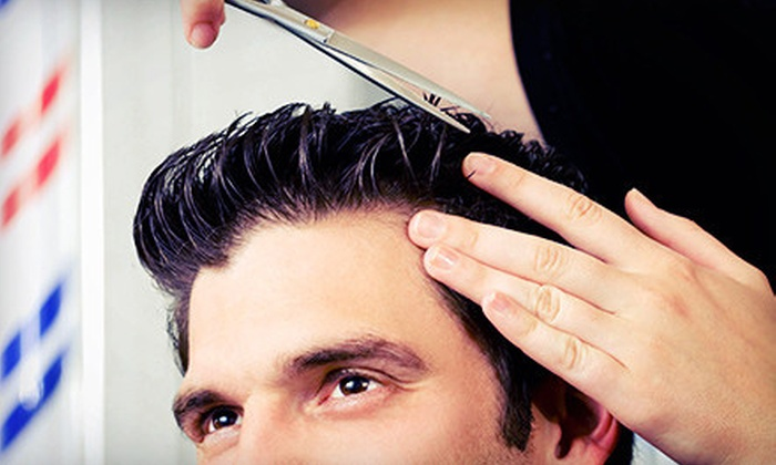 Next Level Barber Shop USA - New York: $34 for $67 Toward a Haircut and Royal Shave at Next Level Barber Shop USA