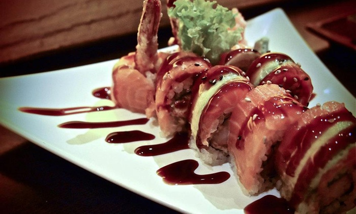 Bagu Sushi & Thai - Northrup: Sushi and Thai Food for Lunch or Dinner at Bagu Sushi & Thai (Up to 36% Off)