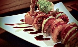 Bagu Sushi & Thai: Sushi and Thai Food for Lunch or Dinner at Bagu Sushi & Thai (Up to 36% Off)