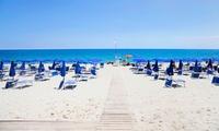 Calabria Ionica: 7 notti in camera Comfort in pensione completa per 1 persona al Triton Villas Residence & Hotel