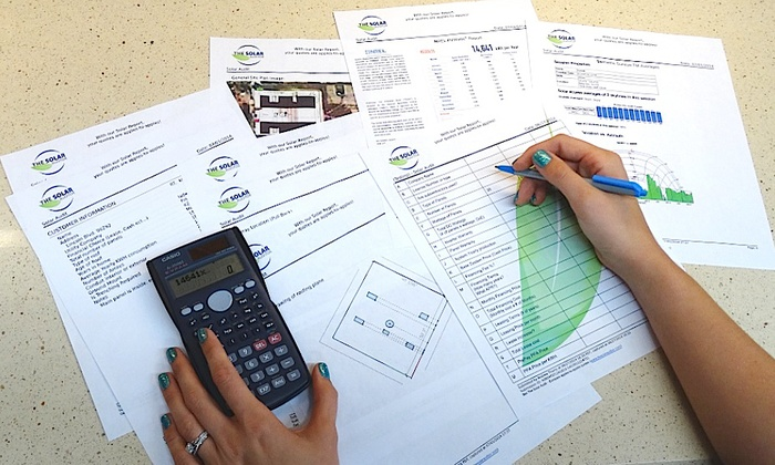 The Solar Auditor - Los Angeles: $49 for Solar Site Audit with Consultation and Full Report from The Solar Auditor ($299 Value)