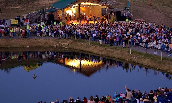 Elk Creek Vineyards - Owenton, KY: Tim McGraw Tribute on May 23 or Classic Rock Tribute on July 18 or August 29 at Elk Creek Vineyards (Up to 50% Off)