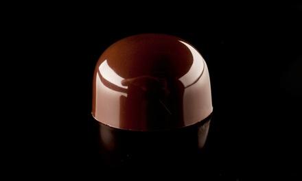 Taste Truffles or Make Caramel Treats with a Pro Chocolatier
