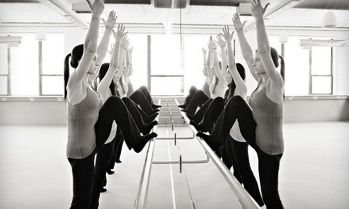 The Dailey Method - Santa Barbara: $45 for One Month of Unlimited Fitness Classes and Free Childcare at The Dailey Method ($100 Value)