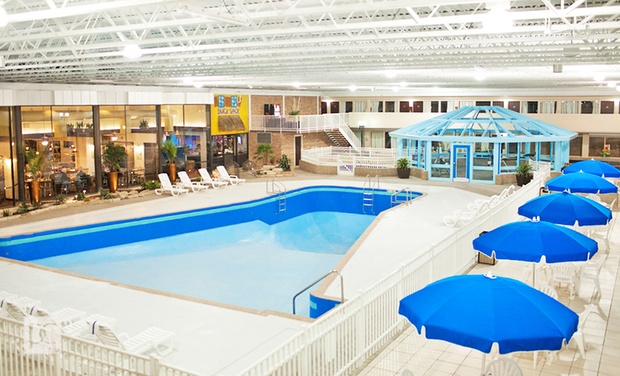 Garden Hotel & Conference Center - South Beloit, IL: Stay at Garden Hotel & Conference Center in South Beloit, IL. Dates into September.