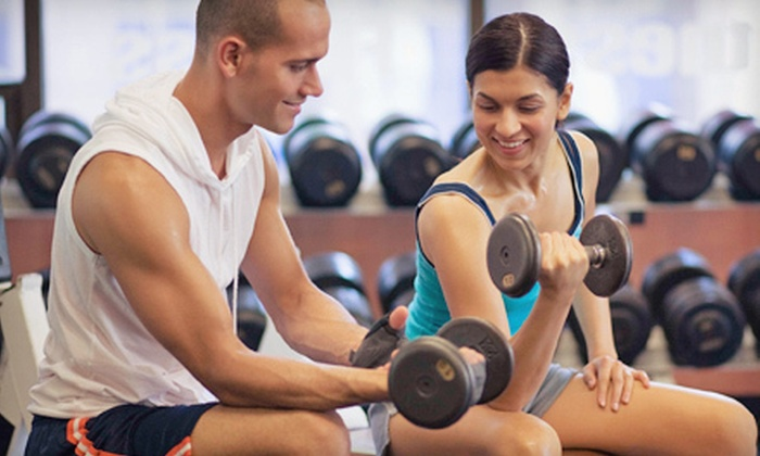 Fusion Fitness Center - Newark: Two- or Four-Month Membership with Optional Personal-Training Sessions at Fusion Fitness Center (Up to 85% Off)