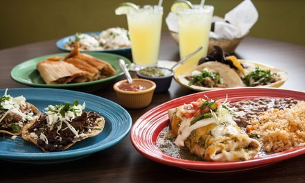 Mexican Meal with Drinks for Two or Four or Take-Out at LaPinata Mexican Restaurant (Up to 51% Off)
