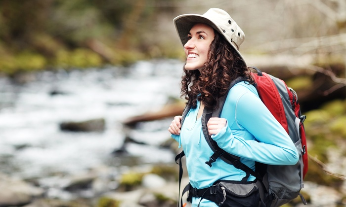 Xtreme Adventures - Multiple Locations: Bruce Trail Hike for One, Two, or Four with Hummer Transportation from Xtreme Adventures (Up to 52% Off)