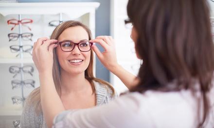 Wertgutschein über 100 € oder 230 € anrechenbar auf alle Brillenfassungen inkl. Korrektionsgläsern der Optik Company