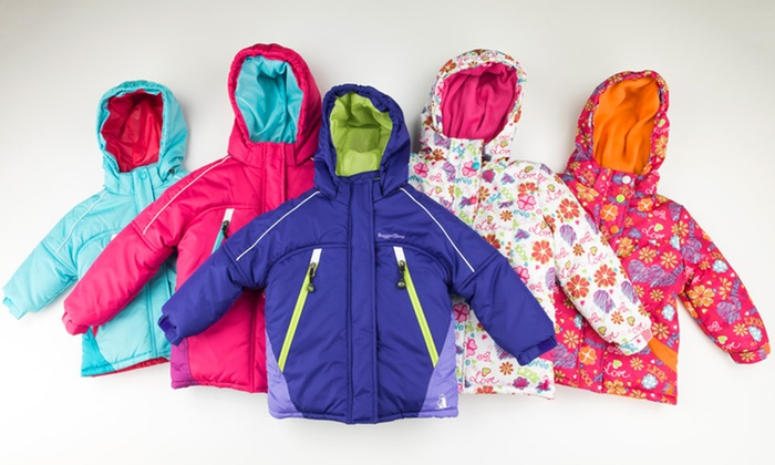 Rugged Bear Girl's Ski Jacket: Rugged Bear Girl's Ski Jacket. Multiple Styles Available. Free Returns.