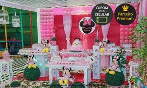 Castelo Encantado: Castelo Encantado – Lauro de Freitas: buffet infantil para 60 ou 100 pessoas