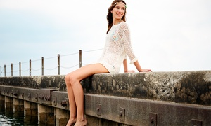 Cavi Medspa: Six Laser Hair-Removal Treatments on Small or Medium Area from Cavi Medspa (Up to 93% Off)