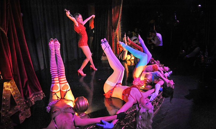 Beacher's Madhouse - Las Vegas: Beacher's Madhouse Variety Show at MGM Grand (Up to 59% Off)