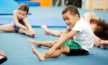 image for One Monthof Classes at Trinity Academy of <strong>Gymnastics</strong> (Up to 56% Off)