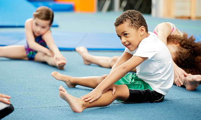 Encore Gymnastics Academy - Highlands Ranch: $149 for One-Week Kids' Summer Gymnastics Camp at Encore Gymnastics Academy ($255 Value)