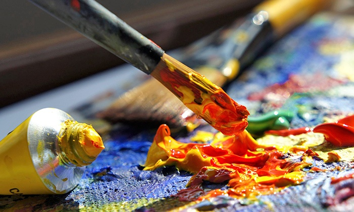 BYOB Painting Workshop - Rogers Park: Paint a Portrait with a Professional Artist