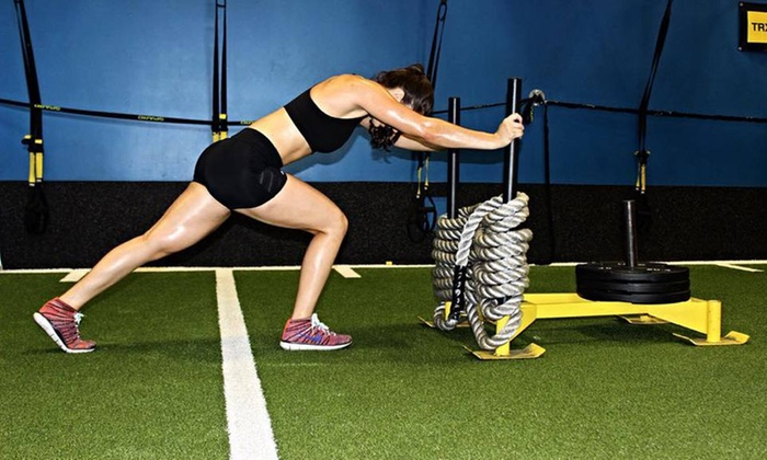 M3 Athletic Performance - Carlsbad: Four Weeks of Fitness Classes at M3 Performance (65% Off)