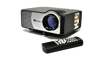 LED Movie Projector for Kids