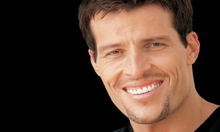 The Power of Success with Tony Robbins and Steve Harvey on Friday, October 17 (Up to 64% Off)