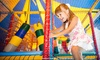 Kids Party Play & Tumble - Getty Square: Open Play, Gymnastics or Yoga, or a Party at Kids Party Play & Tumble (Up to 53% Off). Three Options Available.