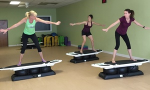The Firm Cardio Studio: Surfset Fitness Classes at The Firm Cardio Studio (Up to 50% Off). Two Options Available.