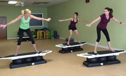 Surfset Fitness Classes at The Firm Cardio Studio (Up to 50% Off). Two Options Available.