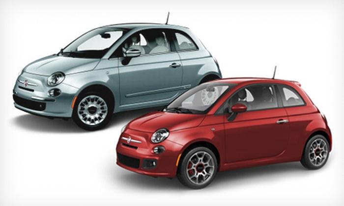 FIAT of Manhattan - Clinton: New FIAT 500 Sport or 500 Lounge at FIAT of Manhattan (20% Off)