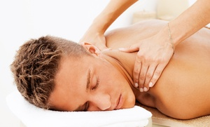 Studio Rejuvenate: Swedish or Deep-Tissue Massage or Reflexology Treatment at Studio Rejuvenate (Up to 52% Off)