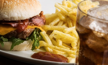 Casual American Food at Davenport Roadhouse (40% Off). Four Options Available.