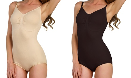 Women's Seamless Body Briefer