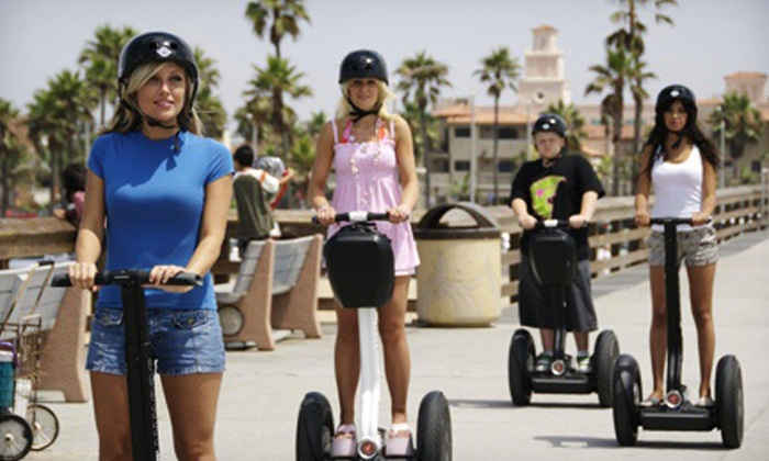 Up To 45 Off Segway Tour From Balboa Fun Tours