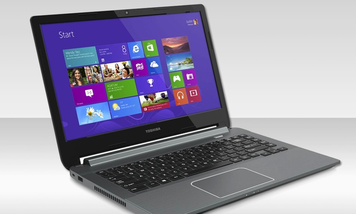 "Toshiba Satellite U945-S4110B 14"" Ultrabook in Ice Blue: $384.99 for a Toshiba Satellite Ultrabook (Manufacturer Refurbished) ($499.99 List Price). Free Shipping and Returns."
