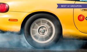 DRIFT LIMITS: Stunt Driving Experience from £49 at Drift Limits (51% Off)