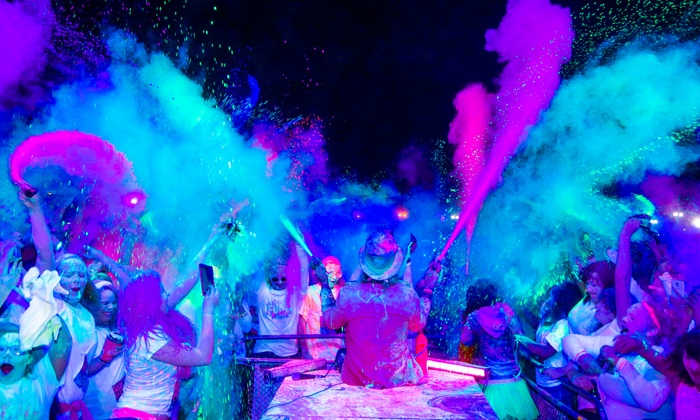Color Fun Fest 5K - Ak-Chin Pavilion: Registration for One or Four to the Color Fun Fest 5K (Up to 73% Off)
