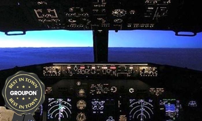 Boeing 737 Flight Simulator £49 - Flight Simulators Midlands