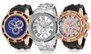Invicta Bolt Swiss Chronograph Watches: Invicta Bolt Swiss Chronograph Watches for Men and Women