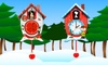 Holiday Cuckoo Clocks: Peanuts or North Pole Cuckoo Clock from $24.99–$26.99