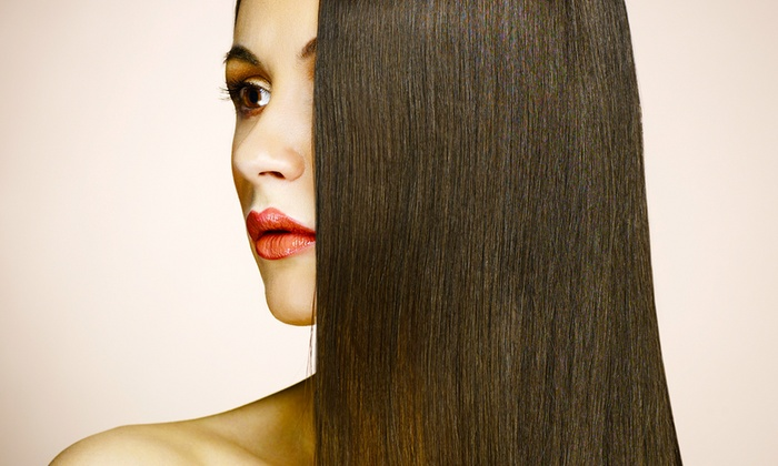 Genray Hair Salon - Rockridge: Cut or Color Package, Brazilian Keratin Blowout, or $35 for $50 Worth of Products at Genray Hair Salon