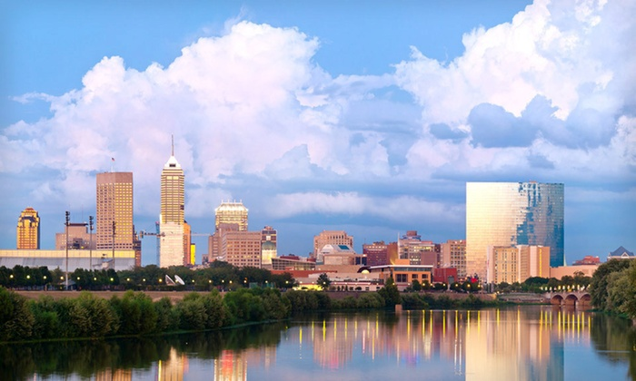 Radisson Hotel Indianapolis Airport - Indianapolis: $84 for a One-Night Stay at the Radisson Hotel Indianapolis Airport (Up to $159 Value)