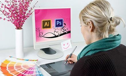 € 19,95 voor een cursus Adobe Photoshop CS6 en Illustrator CS6 (waarde € 466)
