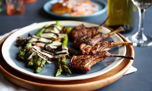 Casa Grande Restaurant: Exquisites 4-Gänge-Spargel-Menü für zwei oder vier Personen im Casa Grande Restaurant (bis zu 58% sparen*)